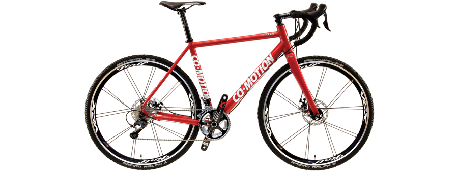 2015 CO-MOTION CX REX