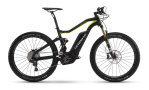 Haibike XDURO FullSeven Carbon PRO 2016