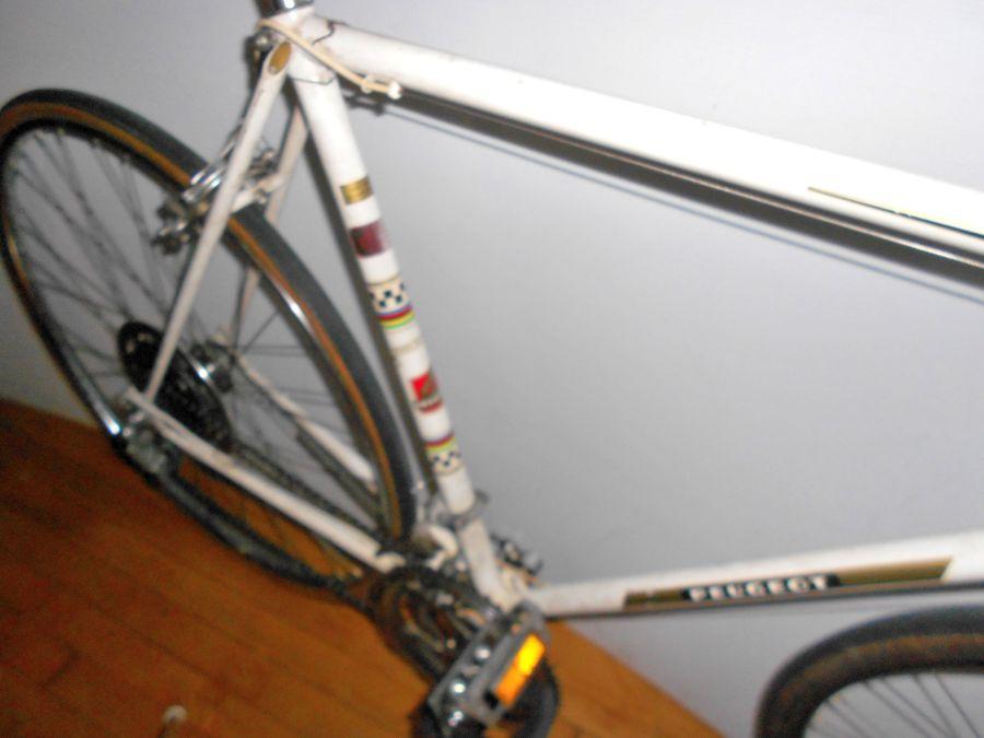 Peugeot Vintage Road Bike