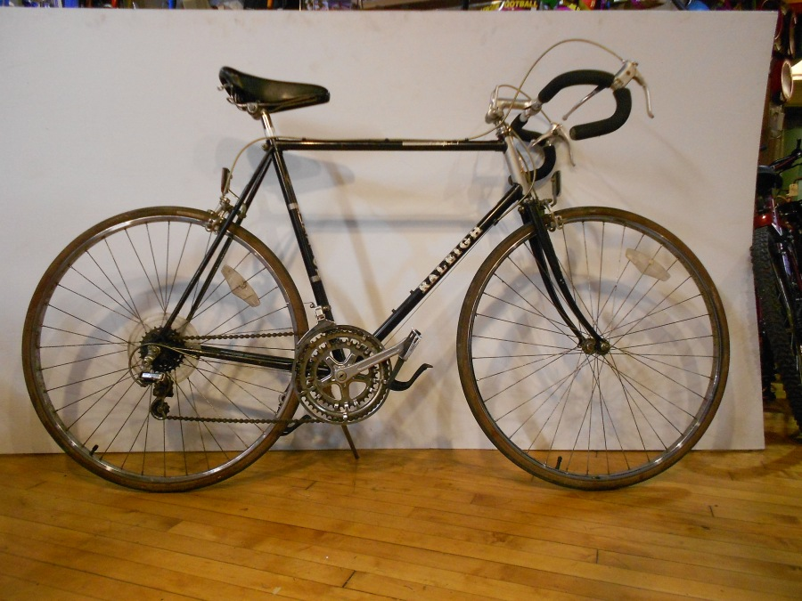 Raleigh Capri 10 Speed