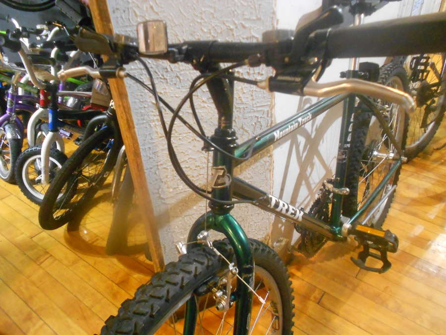 Trek Mountain Track 800